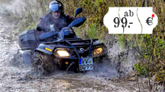 Quad Off Road Tour Allgäu 5h